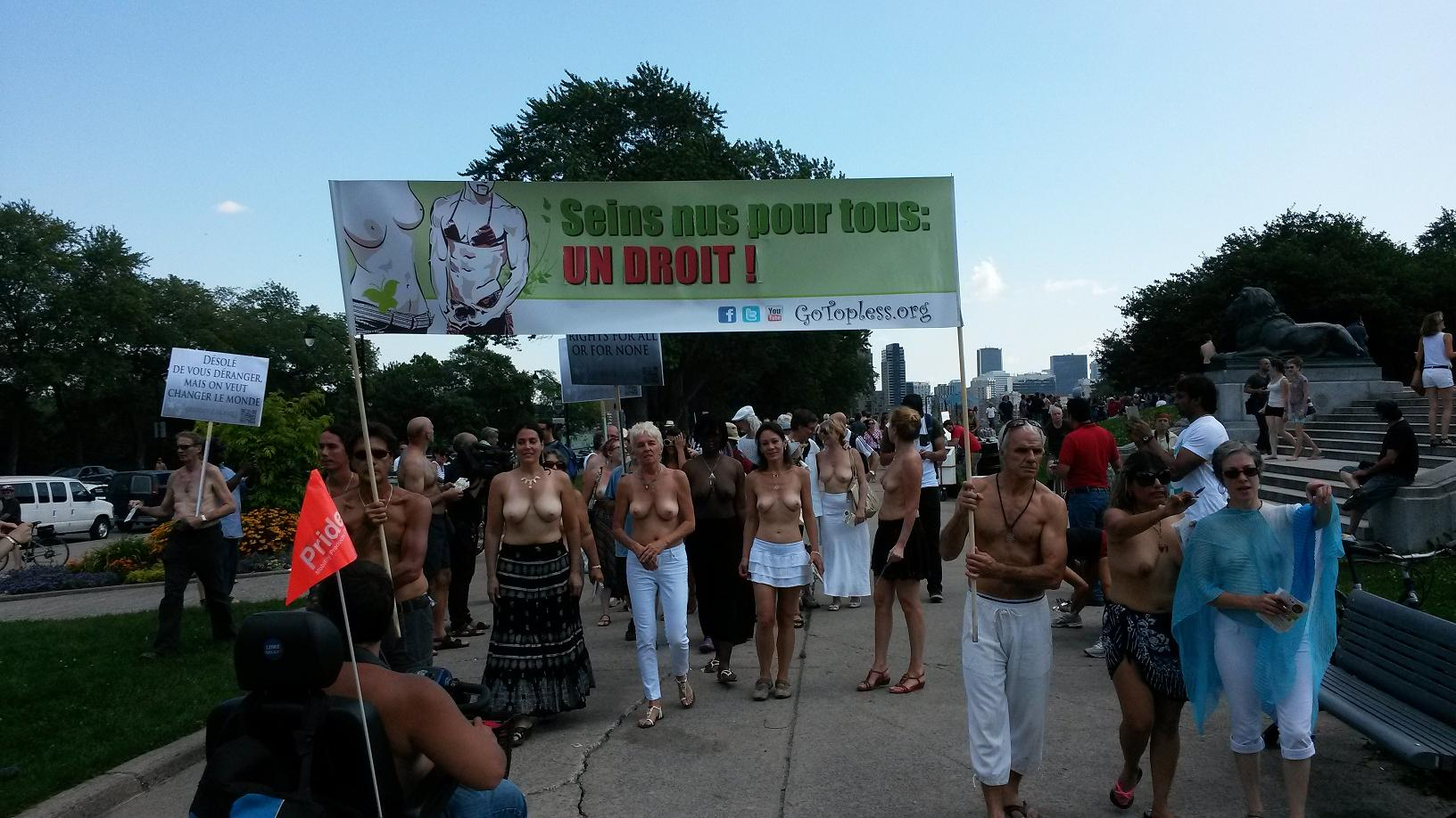 Nudism/Naturism: Double standards within the social nudism community