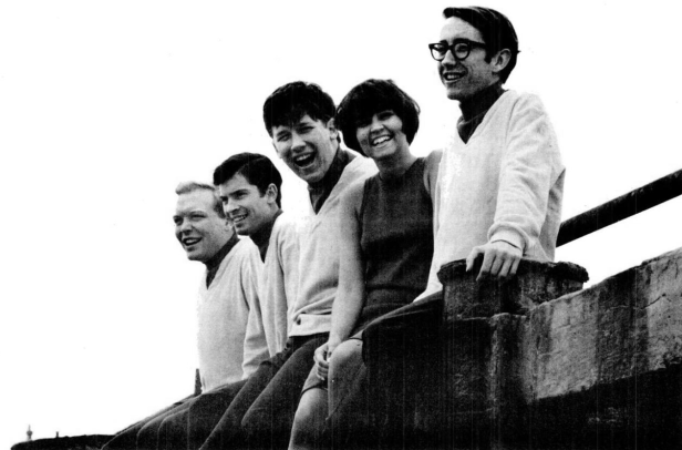 We Five in a 1966 Billboard photo. (Wikipedia)