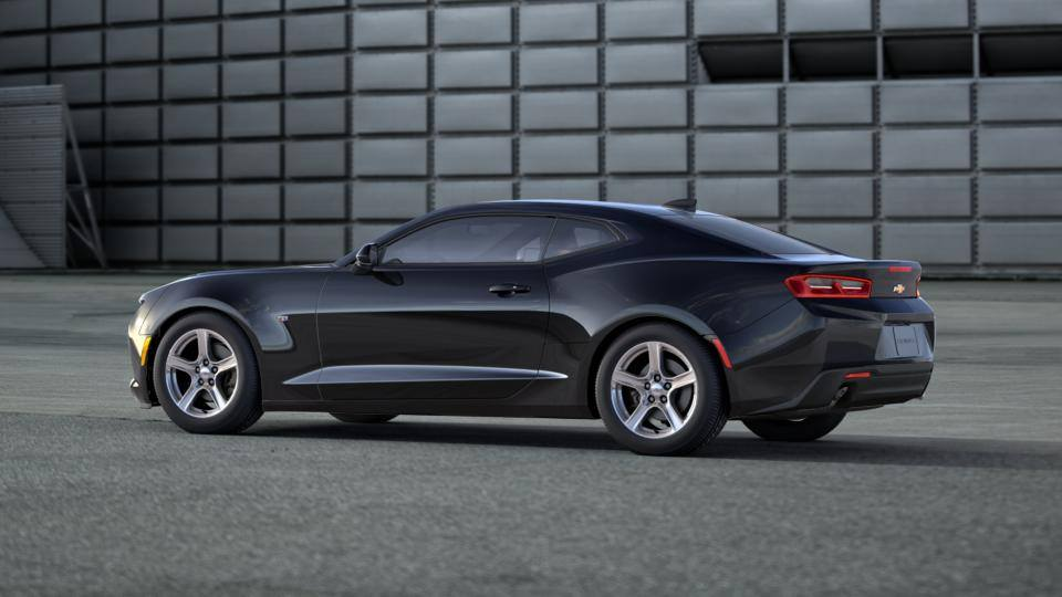 The 2016 Camaro: The picture does not do this car justice: