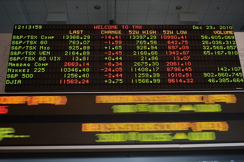 Saint Jean Carbon: A stock market lesson