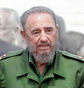 Undated photo of late Cuban leader Fidel Castro. (Antonio Milena/Wikimedia Commons)