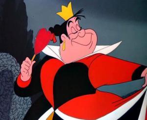 Disney's Queen of Hearts. Source: Wikipedia.