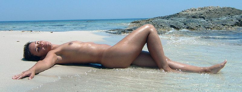 Nudism/Naturism: Full-frontal nudity in pictures