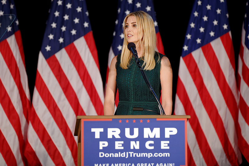 Ivanka Trump an important ally of LGBT people