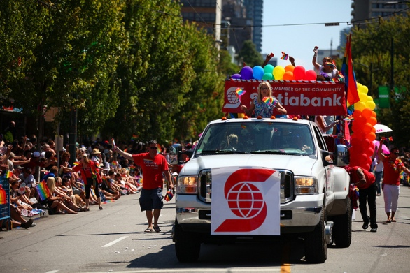 Photo: Pride Parade in some Canadian city. (Photo credit: GoToVan via Foter.com / CC BY)