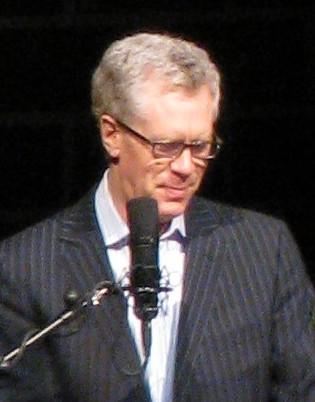 Photo: Stuart McLean in March 2008. (Source: Alana Elliott/Wikipedia)