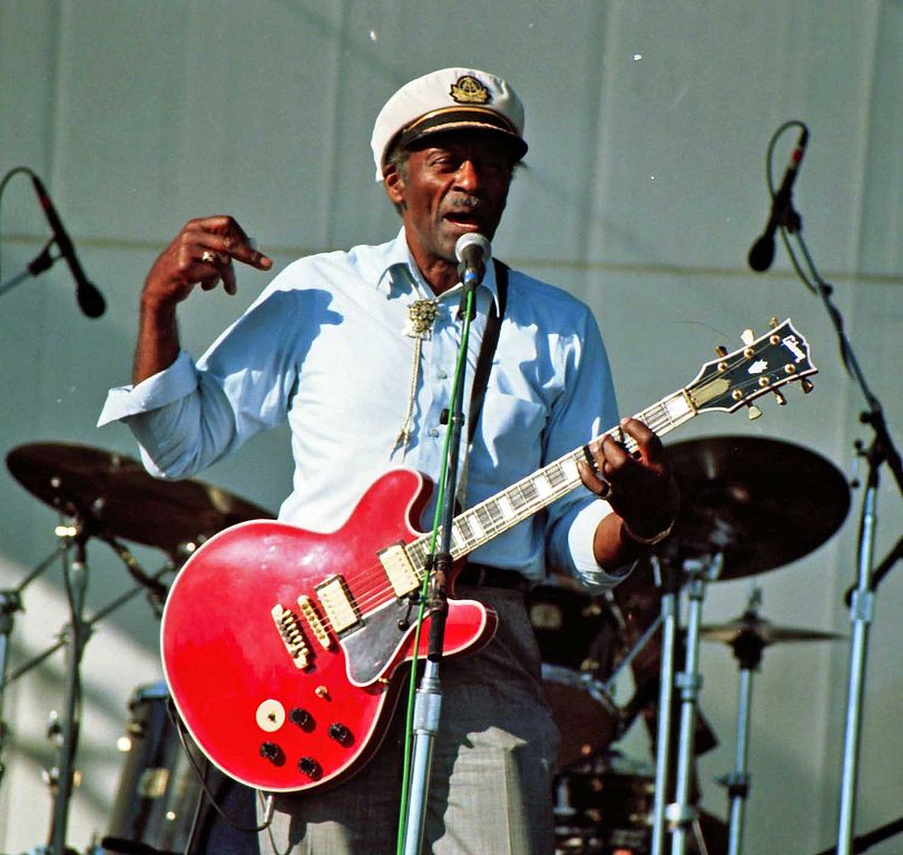 Sunday Reads: R.I.P Chuck Berry, father of rock 'n' roll